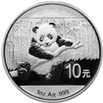 2014 Chinese Silver Panda Coins