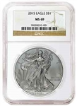 2015 American Silver Eagle NGC MS69