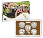 2015 America the Beautiful National Park Quarter Proof Set