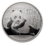 2015 Chinese Silver Panda Coins