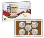 2017 America the Beautiful National Park Quarter Proof Set