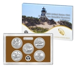 2018 America the Beautiful National Park Quarter Proof Set