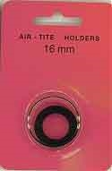 Air Tite 16mm Coin Holders