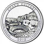 Chaco Culture National Park Quarter