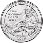Cumberland Gap National Park Quarters Proof