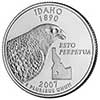 Idaho Proof State Quarter 2007-S