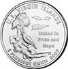 U.S. Virgin Islands U.S. Territory Quarter 2009-P