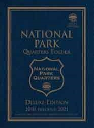 Whitman Coin Folders National Park Quarters