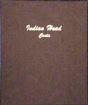 Indian Head Cents Dansco Coin Albums