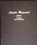 Dansco Lincoln Memorial Cent Album with Proofs