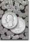 Silver Washington Quarter Coin Folders