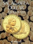 Sacagawea Dollar Coin Folder 2000-2004