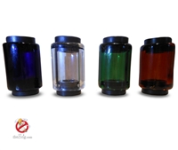 3ml Pyrex glass tanks!