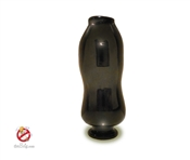 510/901 Black Pyrex Glas Drip tips