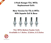 Kanger T3s / MT3s Bottom Coil Clearomizer (BCC) Replacement Coil