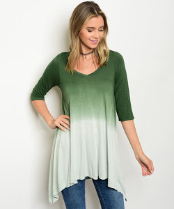 C8-A-2-T9444 GREEN LIGHT GREEN TOP 2-2-1