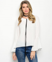C16-B-4-T17552 OFF WHITE TOP 2-2-2