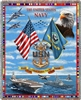 Blanket: Navy Chief