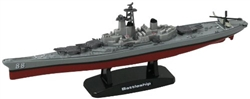 Model: Die Cast Battleship