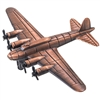 Pencil Sharpener: B-17 BOMBER