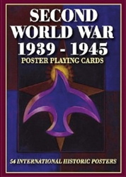 Playing Cards: WWII Posters