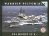 Book: Warship Pictorial, No. 41: USS Midway CV-41