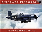 Book: Aircraft Pictorial No. 8: F4U-1 Corsair Vol. 2