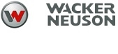 Wacker Neuson WP1550 wheel kit latch 0160970