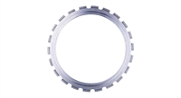 Husqvarna ELR70 Red Diamond Ring Saw Blade w/ Drive Disc