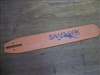 "Sawshark 14"" Bar for ICS 613 / 680 Concrete Chainsaws"
