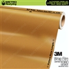 3M Scotchprint 1080 Brushed Gold Vinyl Flex Wrap 1080-BR241