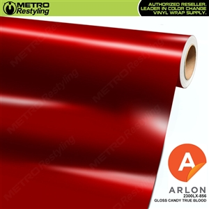 "Arlon Ultimate PremiumPlusâ""¢ Vinyl Wrap Film Gloss Candy True Blood 856"