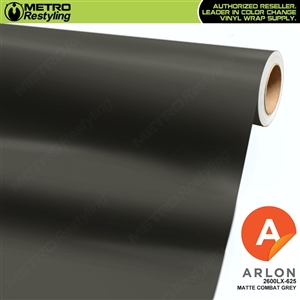 "Arlon Ultimate PremiumPlusâ""¢ Vinyl Wrap Film Matte Combat Grey 625"