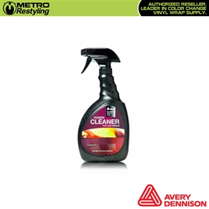 Avery Dennison Supreme Wrap Care Power Cleaner