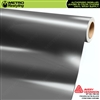 Avery Dennison Frozen Satin Black Conform Chrome Accent Film