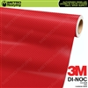 New! Semi-Gloss Red 3M DI-NOC CARBON FIBER VINYL CA-5429