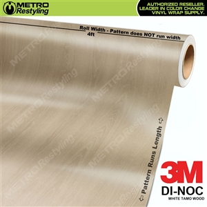 3M DI-NOC White Tamo WOOD GRAIN VINYL