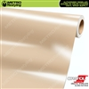 ORACAL Series 970RA High Gloss Papyrus Vinyl Wrap Film W/Rapid Air