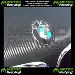 3M Scotchprint 1080 Carbon Fiber Vinyl Hood Wrap Kit