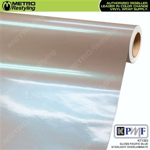 KPMF Speciality Over-Laminating Films Pacific Blue Starlight