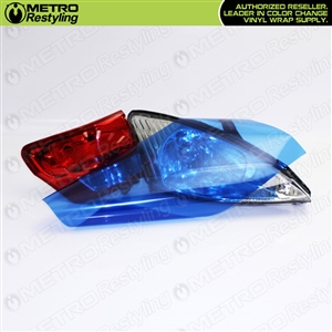 MetroRestyling High Quality Colored Lens Vinyl Films.