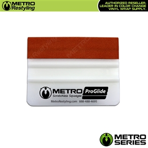 Metro ProGlide Scratchless Squeegee