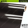 Metro Wrap Real D Black Carbon Fiber Vinyl Wrap