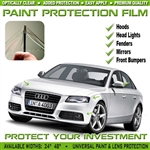 Premium Clear Paint Protection Vinyl Wrap Film