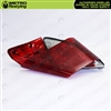 Red Out Tail Light Vinyl Film