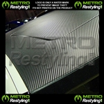 3M Scotchprint 1080 Carbon Fiber Vinyl Roof Wrap Kit