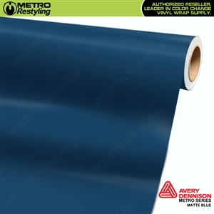 Avery SW900 Supreme Wrapping Vinyl Film Matte Blue