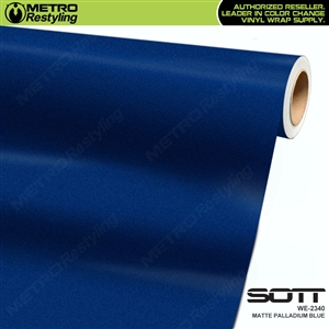Sott Wrap Essentials Matte Palladium Blue | WE-2340