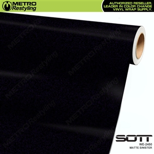 Sott Wrap Essentials Matte Sinister | WE-2450