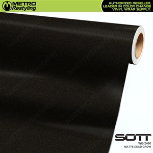 Sott Wrap Essentials Matte Dead Crow | WE-2460